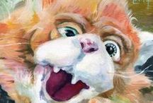 Mis pinturas favoritas de Dan Lacey