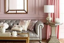 Glamorous, Glamorous / Get inspired with these luxury looks to give your home a glamorous makeover!