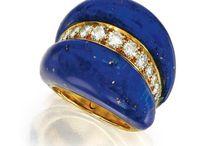 Lapis lazuli / I love this colour