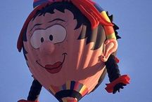 Hot air balloons / One day I will do this