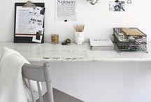 Interior - workspaces