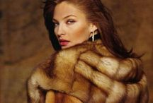 I love me some FUR / Don't hate, I grew up with women in my family whose wardrobe included fur! And still does