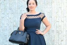 Curvy, classy and sexy...women can be all three / How to really dress with style and class when you are a plus size