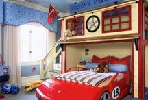 Boy's room / Young and old
