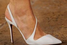 WHITE me up shoes and bags