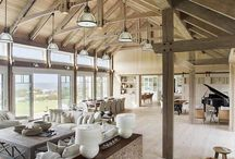 Living in a BARN