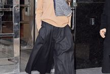 Cullottes and Gauchos / Making a comeback? Or did they really go out of style?