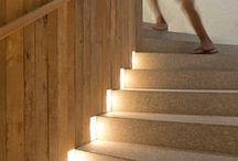 lighting - stairs, entrance-hall, corridor