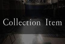 Collection item / ▷COMMEdesGARCONS ▷YOHJI YAMAMOTOなどのCollection item
