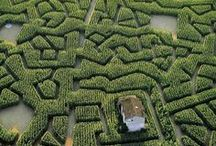 landscape architecture - labyrinth