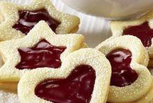 Weihnachtsbäckerei / Plätzchen / Plätzchen, so lecker!