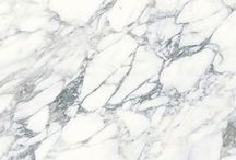 marble, crystal