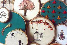 embroidery/waeve