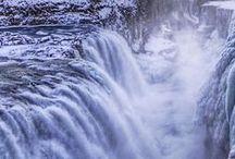 瀧 water fall / just falling water