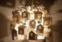 灯り lights / warm lights