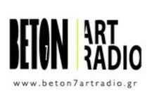 beton7artradio.gr / It is a radio that speaks Art; a station available over the internet on www.beton7artradio.gr on a 24-hour basis.