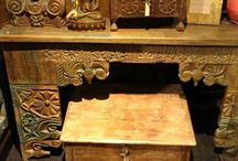 I n s p i r e d   F u r n i t u r e / A unique and diverse range of handcrafted furniture from India, Morocco and Nepal.