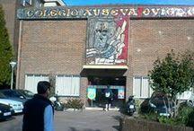 Así es nuestro cole / Descripción de los diferentes espacios que conforman el Colegio Auseva