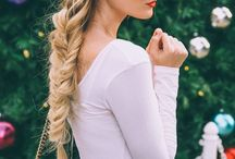 Hairs and beauty / Fancy hairstyles and beauty tips