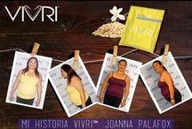 VIVRI Testimonios Reales / Testimonios de gente real que ha realizado el reto VIVRI!! Excelentes resultados, unete y se parte del Reto de 10 dias!
