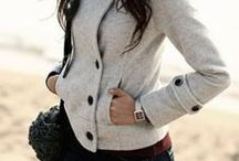 Style: Jackets / by The Gossamer Girl