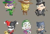 villain mania / villains, villains, and more villains