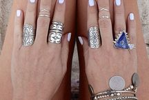 Anéis ♡ / Anéis. Rings.