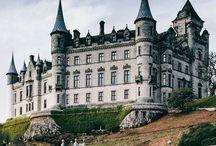 Castelos ♡ / Castelos. Castles.