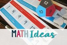 CTR Math / Classroom tested resources for math.