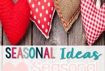 CTR Seasonal Ideas / Seasonal Ideas for the Elementary Classroom