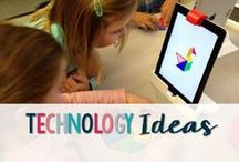 CTR Technology / Classroom tested resources for technology in the elementary classroom.