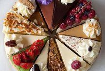 Bolos & tortas ♡ / Bolos. Cakes.