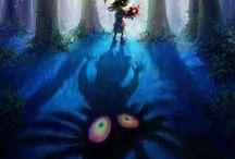 Zelda (is the girl)