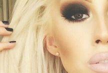 make up occhi castani●~●