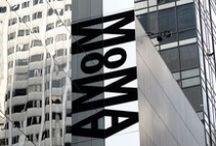 Muzea Sztuki Nowoczesnej / Modern Art Museum / Kolekcje sztuki najnowszej