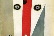 FACES / Interesting faces, paintings of faces, drawings of faces, collage faces