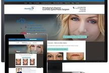 Ophthalmology Website Design / These are some of what we consider our best Ophthalmology Website Designs and/or ones that reflect what we believe are the best traits of an effective medical website design.  For more info, please contact us at (800) 337-7494 or designs@physicianwebsitedesign.com