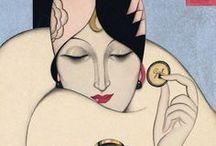 Art Deco jewellery inspo