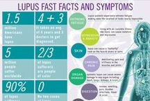 Lupus Information / Lupus infographics, statistics, resources and information / by Molly's Fund Fighting Lupus