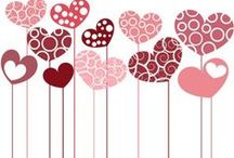 Hearts to Love / Quilts and quilt blocks featuring hearts. / by Pat Bonner