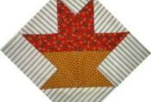 Bountiful Baskets / Quilt blocks and quilts that feature baskets--including many links to patterns.