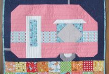Quilt Theme Delights / Quilt blocks and ideas for miscellaneous holidays and themes not posted elsewhere.