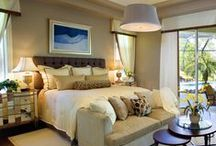 Stylish Bedrooms / These peaceful spaces feature lighting to enhance decor and style to create just the right mood.