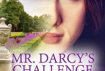 My Novels: In the footsteps of Jane Austen / My Jane-Austen inspired novels are THE OTHER MR. DARCY (The Tale of Caroline Bingley), THE DARCY COUSINS (The Tale of Georgiana Darcy), a story in JANE AUSTEN MADE ME DO IT which is follow-up to EMMA, STEAMPUNK DARCY and coming in May: MR DARCY'S PLEDGE.