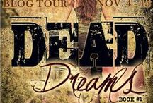 Dead Dreams by Emma Right Images / Eighteen-year-old Brie O'Mara has so much going for her: a loving family on the sidelines,  an heiress for a roommate, and dreams that might just come true. Big dreams--of going to acting school, finishing college and making a name for herself. What more could a girl want? Except her dreams are about to lead her down the road to nightmares. Nightmares that could turn into a deadly reality.