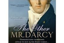 The Other Mr. Darcy / My novel The Other Mr. Darcy is the story of two people: Caroline Bingley and Mr. Darcy's cousin Robert. What do the two have in common, apart from Darcy? You'll have to read it to find out.