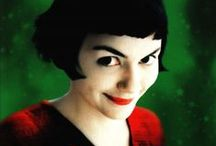 Modern Heroine: Amelie / SHOOT DATE: WED 20 NOV Moodboards for my Modern Heroines photo project celebrating iconic heroines in cinema from my generation of film (since 1990s). fashion/ film/ hair & beauty inspiration