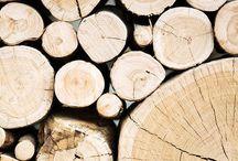 * Wood. *