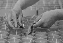Nos ateliers // Our workshops / Depuis plus de 30 ans, Estéban allie une maîtrise industrielle et un savoir-faire artisanal  français uniques. **Over the past 30 years, Esteban combines industrial expertise with unique artisanal French know-how and craftsmanship.**