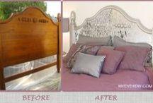 DIY Furniture Makeovers / Furniture Rehab from MyEye4DIY.com